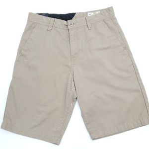 Volcom true to this shorts 30 kahki